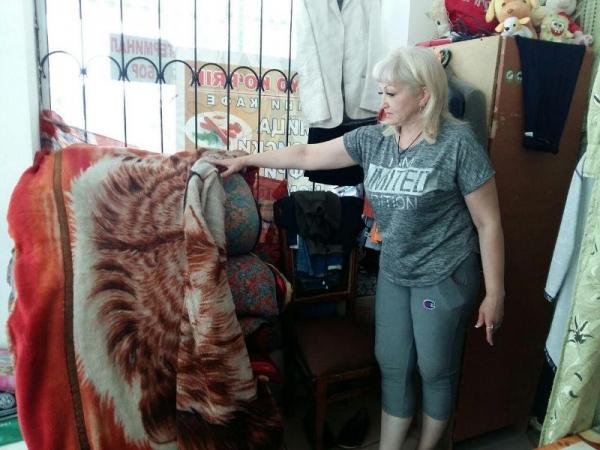 Я мать, и я должна жить… История женщины, живущей с детьми в ташкентском парке