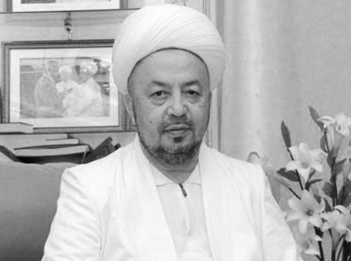 Скончался главный имам-хатиб Ташкента Анвар кори Турсунов