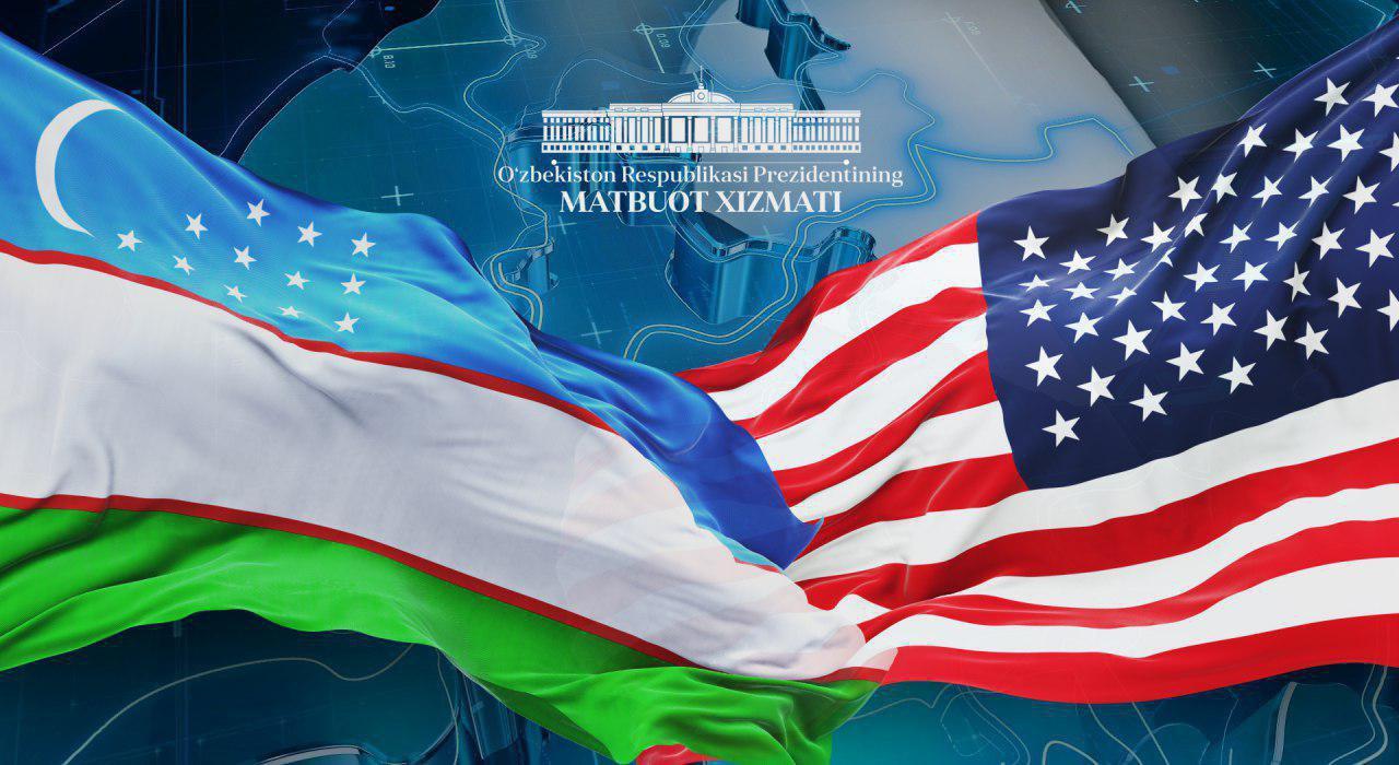 Шавкат Мирзиёев поздравил Дональда Трампа с Днем независимости США