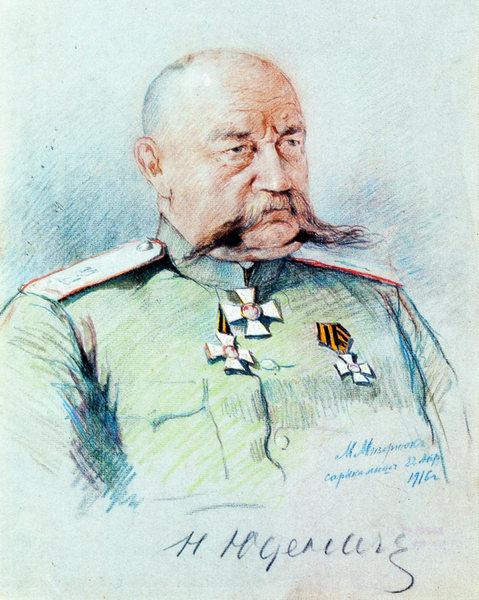 Туркестанская звезда Николая Юденича. Окончание