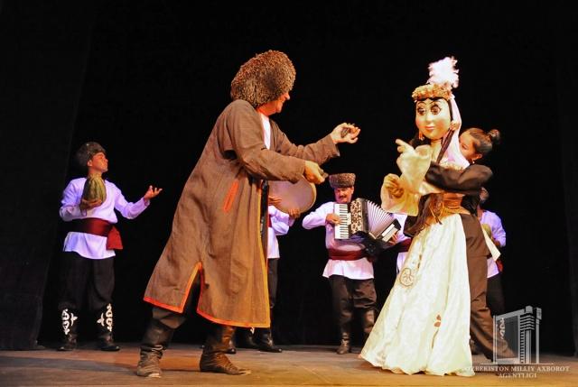 В столице стартовал смотр-фестиваль кукольных театров Узбекистана