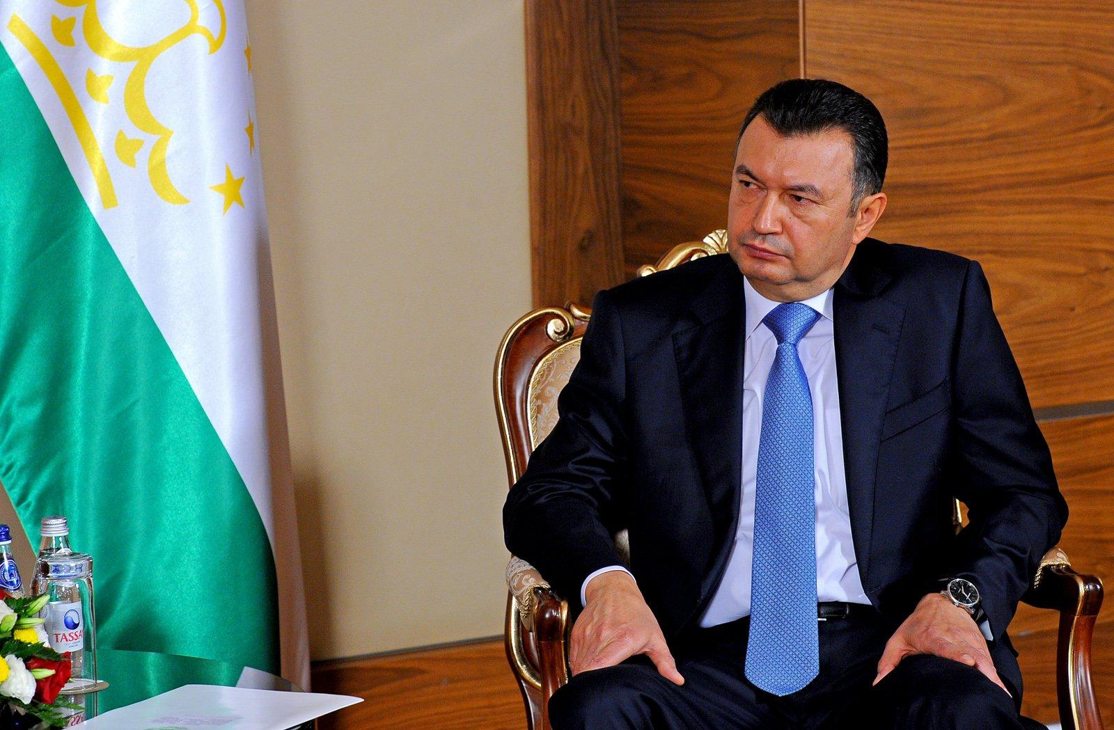 Премьер-министр Таджикистана посетит Узбекистан