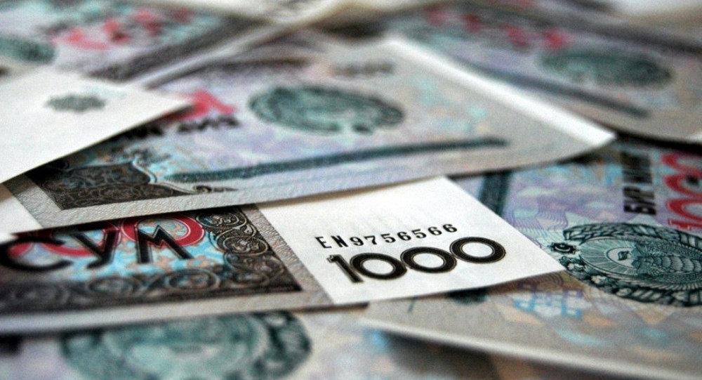 В Узбекистане среднемесячная начисленная зарплата составила 1,6 млн сумов