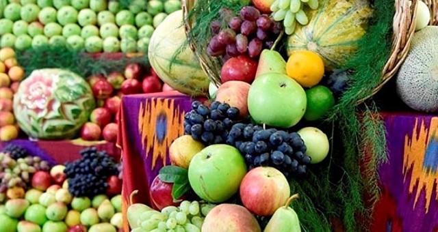 Фрукты и овощи Узбекистана будут напрямую поставлять в Иркутск