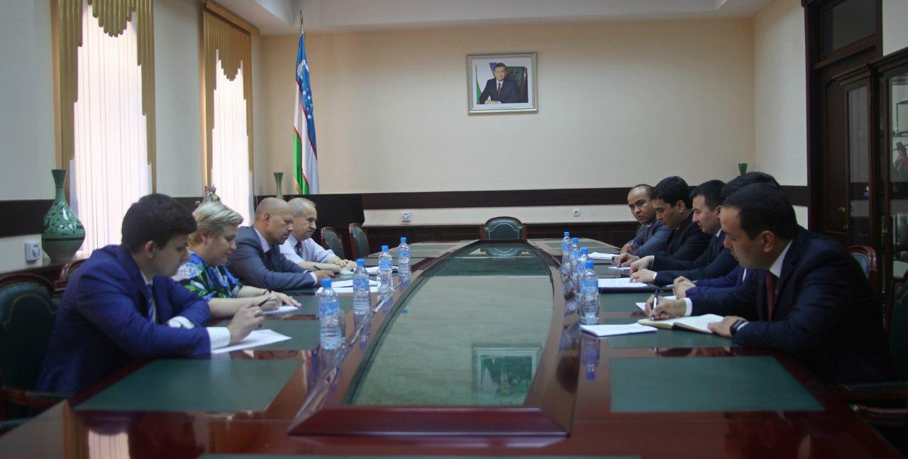 В Ташкенте пройдет первый узбекско-российский межрегиональный форум