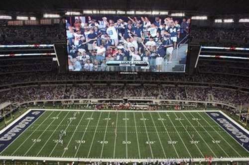 Матч «Барселона» - «Реал Мадрид» покажут на большом экране стадиона «Миллий»