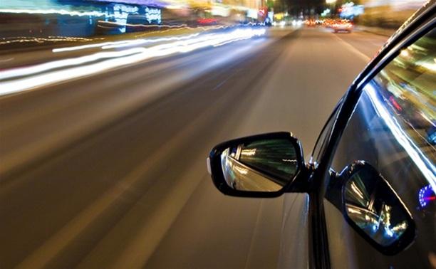 За три ночи в Ташкенте за быструю езду задержаны 33 водителя