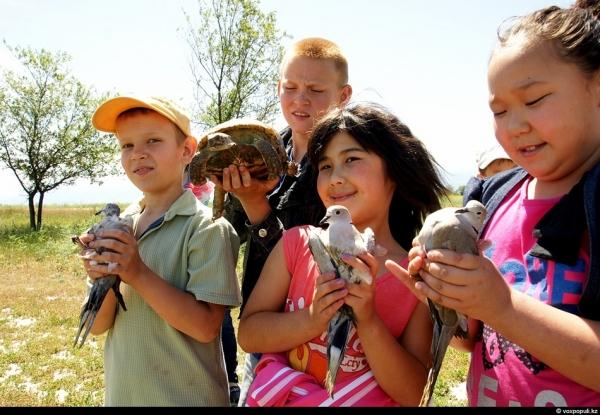 В Ташкентском зоопарке открывается кружок юных натуралистов