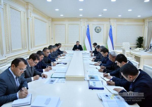Шавкат Мирзиёев озвучил сроки строительства АЭС в Узбекистане