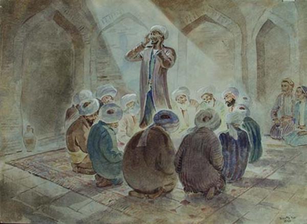 Суфизм и его яркие представители