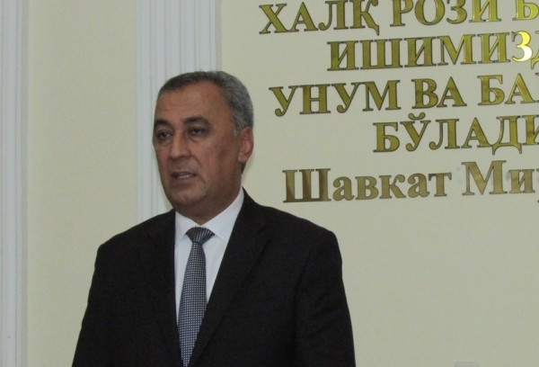 «В городе больше не будет незаконной застройки» - хоким Самарканда Фуркат Рахимов провел совещание