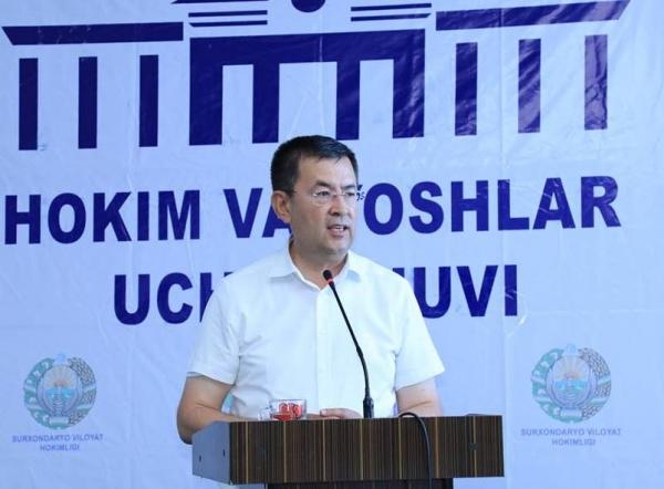 В Самаркандской области назначен новый хоким. Экс-глава региона задержан