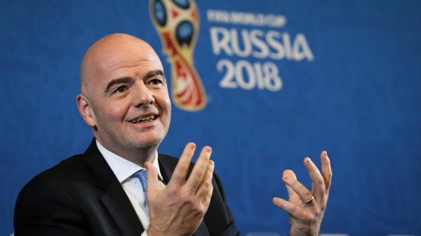 Президент FIFA Джанни Инфантино назвал чемпионат в России «лучшим в истории»