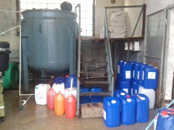 На одном из предприятий в Ташкенте произошла утечка хлора. Есть жертвы
