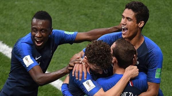 Франция стала чемпионом мира по футболу во второй раз за всю историю турнира