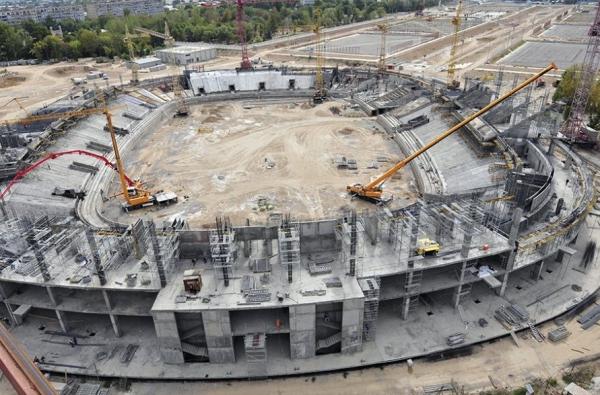 Ташкентский стройтрест №12  признан стратегической компанией и передан столичному хокимияту