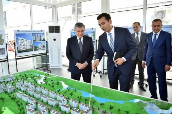 «Никогда прежде мы столько не строили» - в этом году в Ташкенте возведут 638 многоквартирных домов