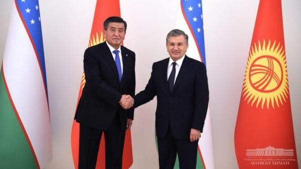 В сентябре Шавкат Мирзиёев посетит Кыргызстан