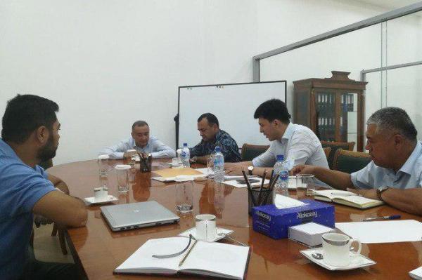 Начальник ГУВД и хоким Ташкента объединят силы в борьбе с незаконными лесорубами
