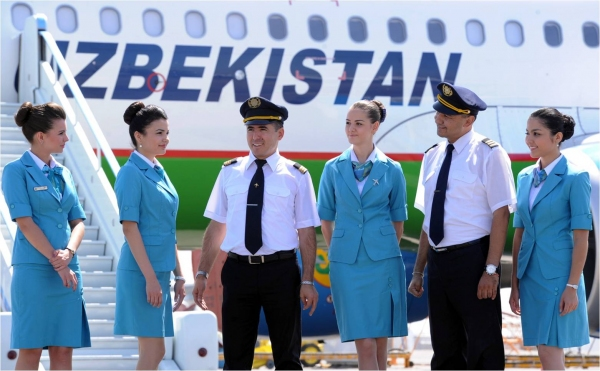 «Узбекистон хаво йуллари» проводит Дни открытых дверей для желающих стать пилотами