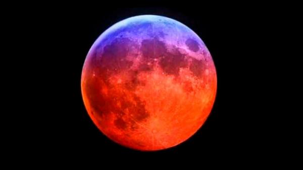С пятницы на субботу узбекистанцы увидят полное лунное затмение