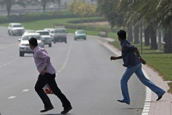 МВД разъяснило, как будет штрафовать пешеходов, нарушающих правила дорожного движения
