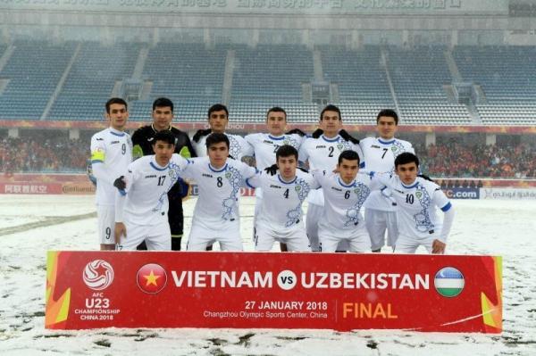 Выступления узбекистанских спортсменов на Азиатских играх откроют футболисты