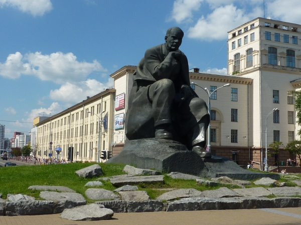 В Ташкенте снова появится улица Якуба Коласа
