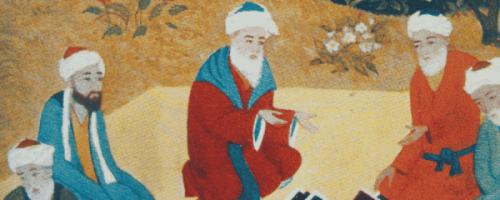 Литературное наследие эпохи Раннего Средневосточного Возрождения