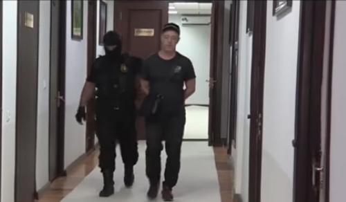 Украинская банда планировала ограбить банк в Ташкенте (видео)
