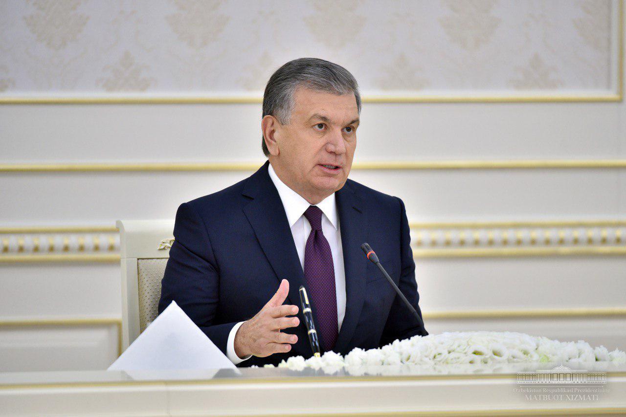 Шавкат Мирзиёев раскритиковал «Ударный двухмесячник накопления урожая»