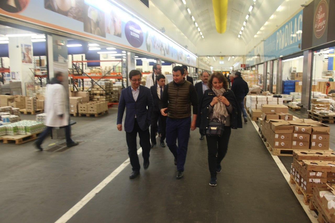 Франция сняла фитосанитарные ограничения на поставку узбекских дынь и гранатов