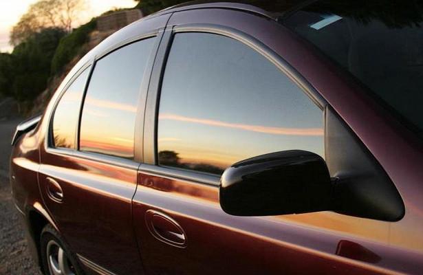 ГУВД: тонировка авто пока не легализована. Разрабатываются законодательные акты