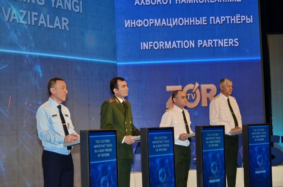 Таможня Узбекистана начнет работать по принципу выборочной проверки товаров