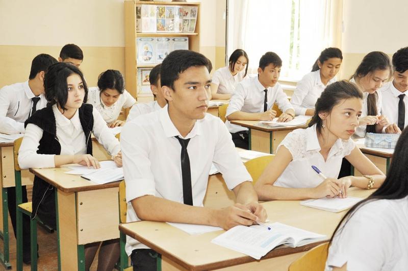 Во всех школах Узбекистана вводится новый предмет