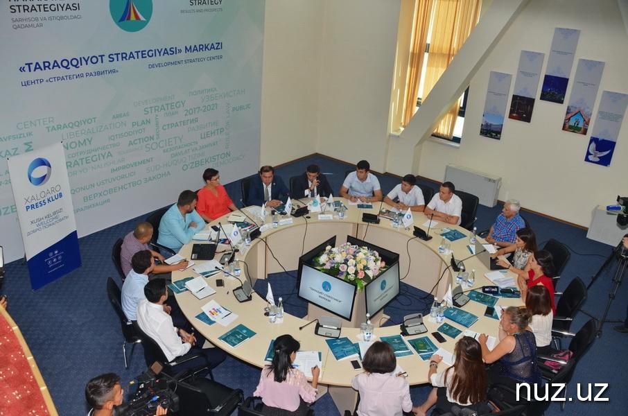 Вернется ли Deutsche Welle в Узбекистан