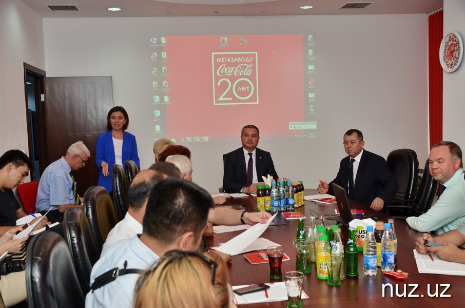 В честь двойного юбилея в Узбекистане Coca-Cola идет на рекорд