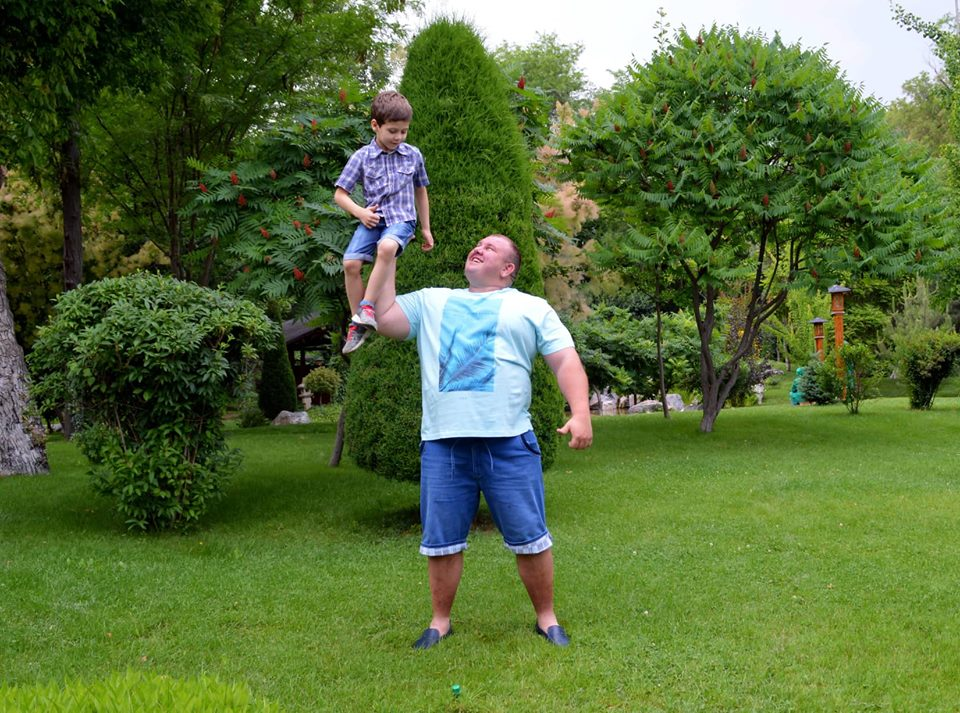 Самый сильный человек Узбекистана Сергей Трубицин: мечтаю поставить рекорды для своей страны