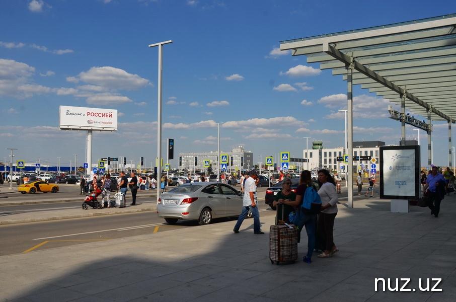 Крымские репортажи Максада Джангирова. Новая воздушная гавань Крыма: первые впечатления