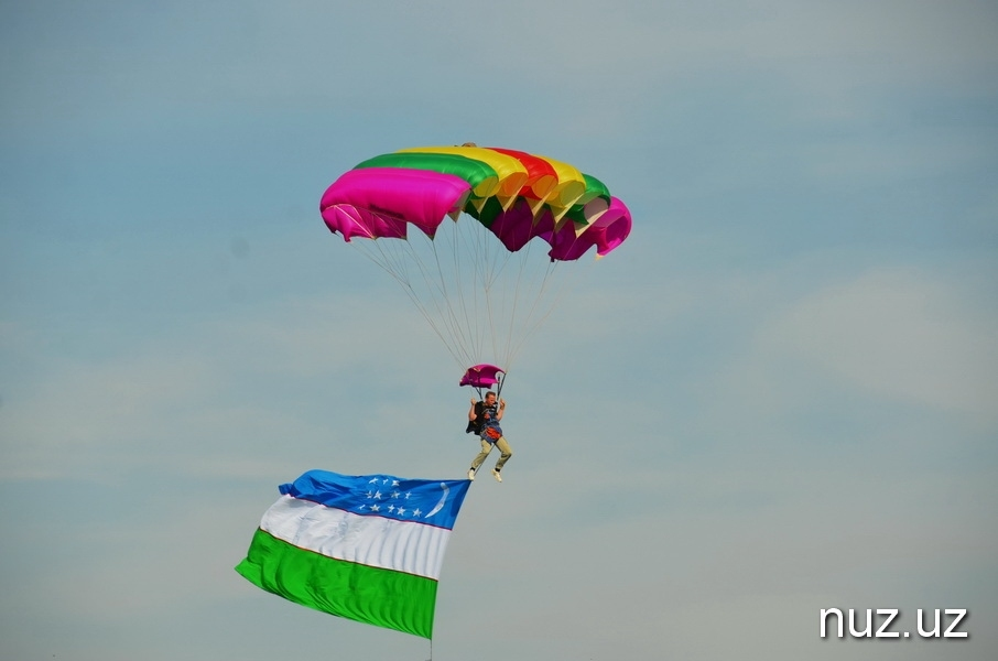 В международных соревнованиях по Пара – кроссу в России примет участие парашютист из Узбекистана