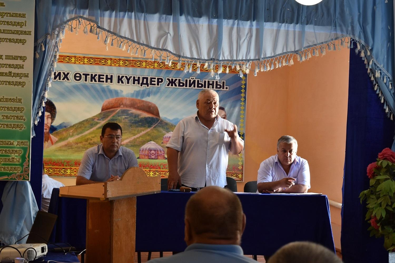 В Каракалпакстане создают животноводческие кооперативы
