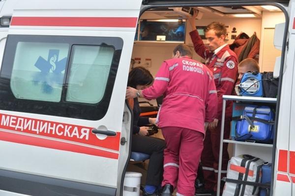 Гражданка Узбекистана выпала из окна гостиницы в Санкт-Петербурге