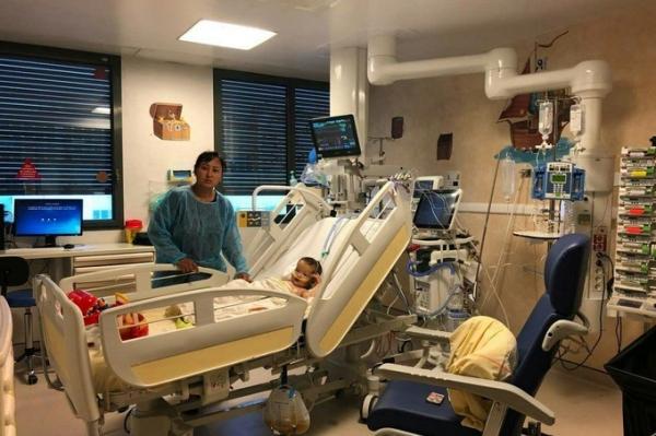 Трое детей с врожденным пороком сердца прооперированы во Франции