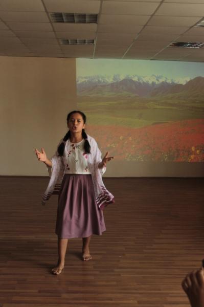 Наманганская студия «АрtИст» обратилась к классике