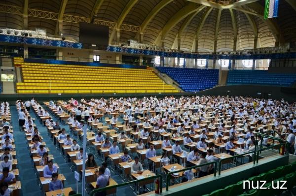 135 тысяч узбекистанских абитуриентов хотят учиться на заочных отделениях