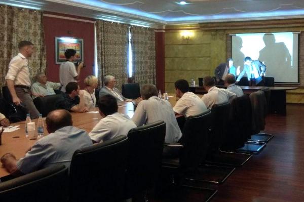 Московские эксперты поделятся опытом строительства гидротехнических сооружений