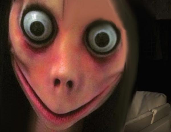 Правоохранитльные органы предупредили о распространении в сети новой опасной игры Momo