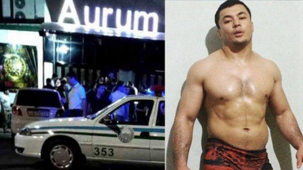 Убийство в клубе «Aurum 898»: появились новые подробности и видео с камер наружного наблюдения (видео 18+)