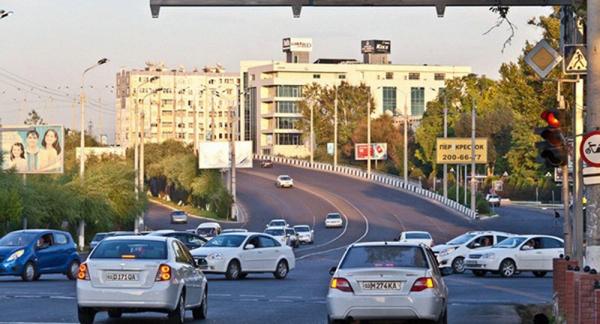 Ташкентских водителей обяжут снижать скорость до 30 км/час в людных местах
