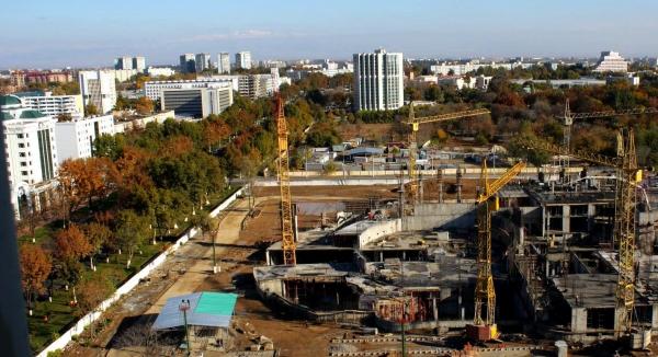 Строительный бум в Узбекистане: цифры, мнения, прогнозы